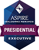 Aspire Presidential Executive Logo